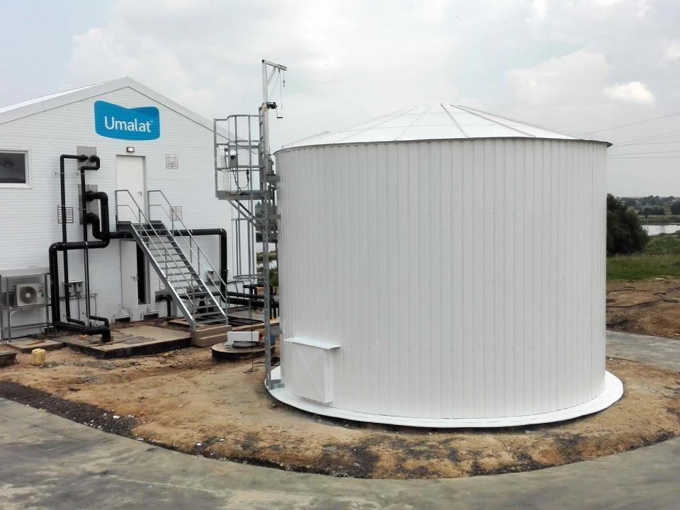 Tanks for the Chemical Industry