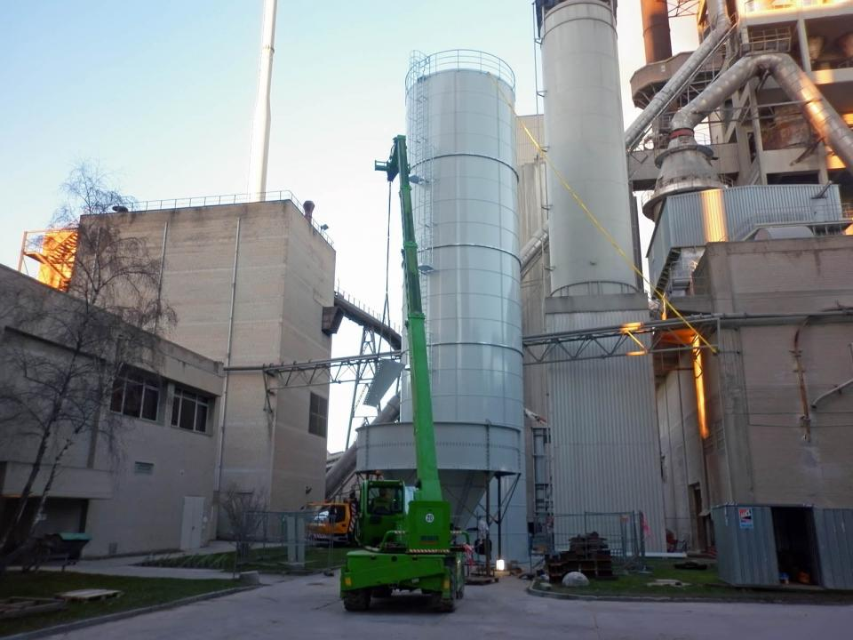 Loose Material Silos